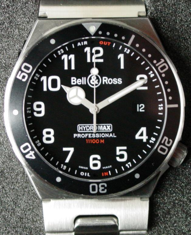 bell & ross by sinn 8000m Hydromax